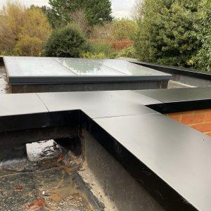 Aluminium Wall Copings-Fascias-Soffits